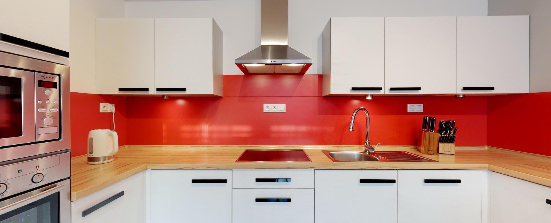moderná kuchynská linka