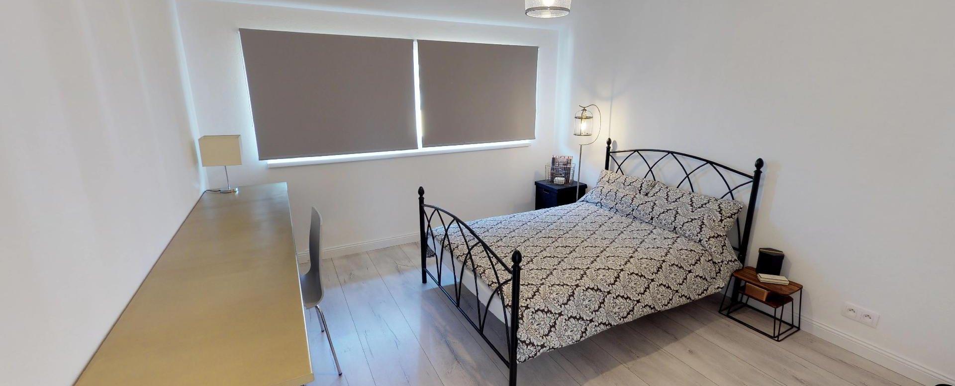 pekná spálňa