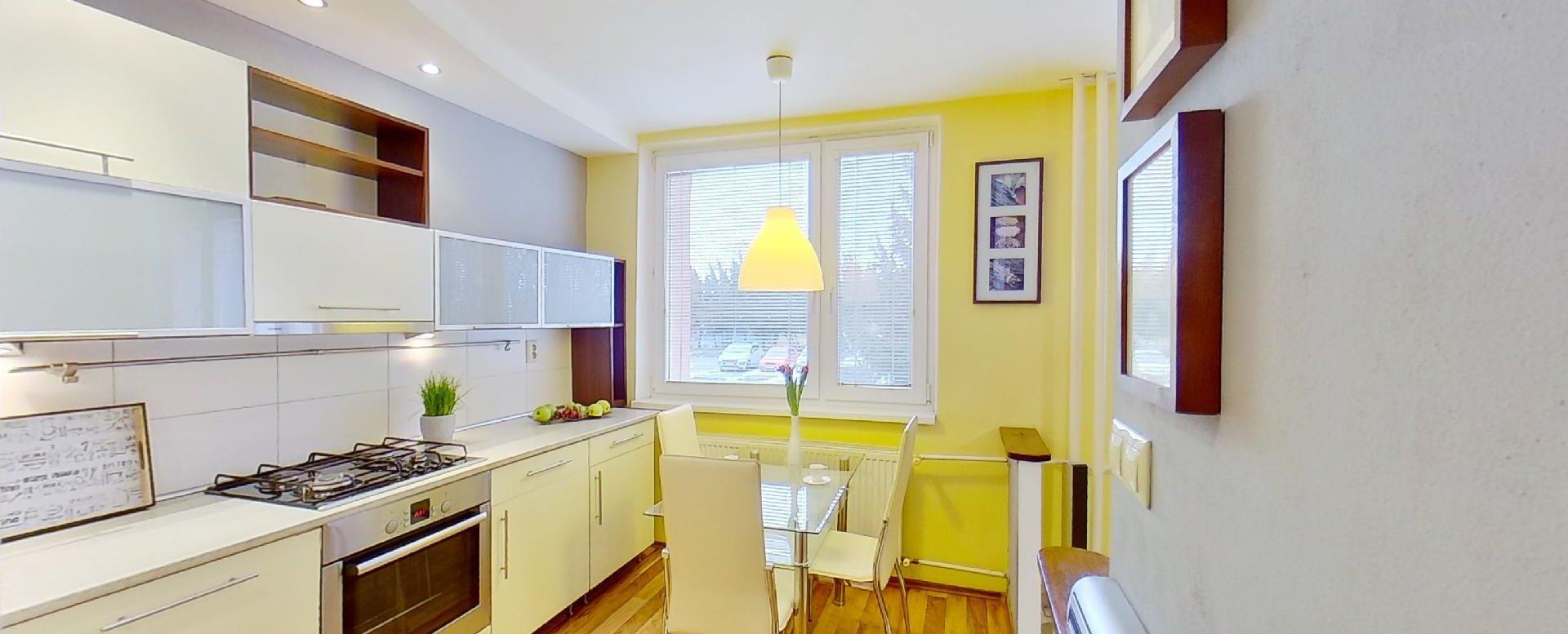 Svetlá kuchyňa