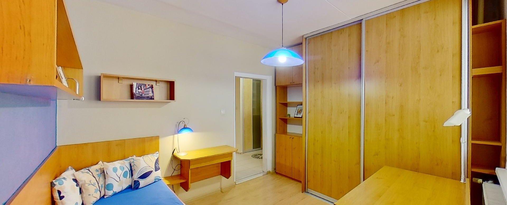 Izba s nábytkom