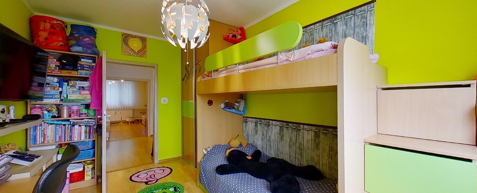 Detská izba pohľad 3
