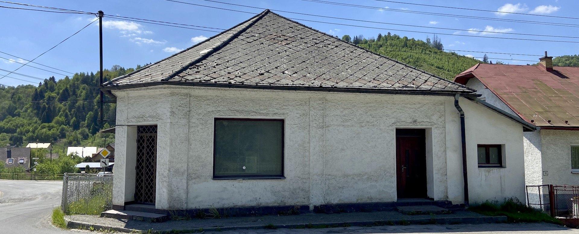 Dom pohľad 3