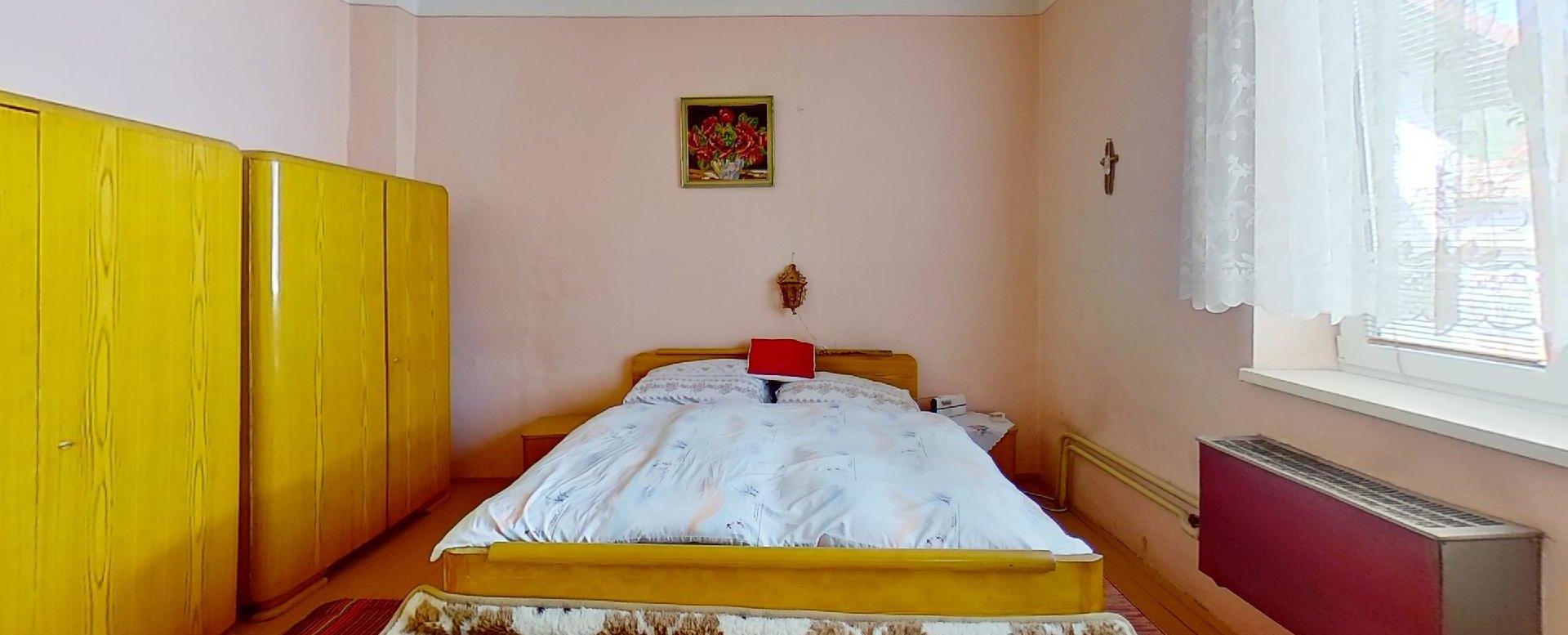 Spálňa pohľad 3
