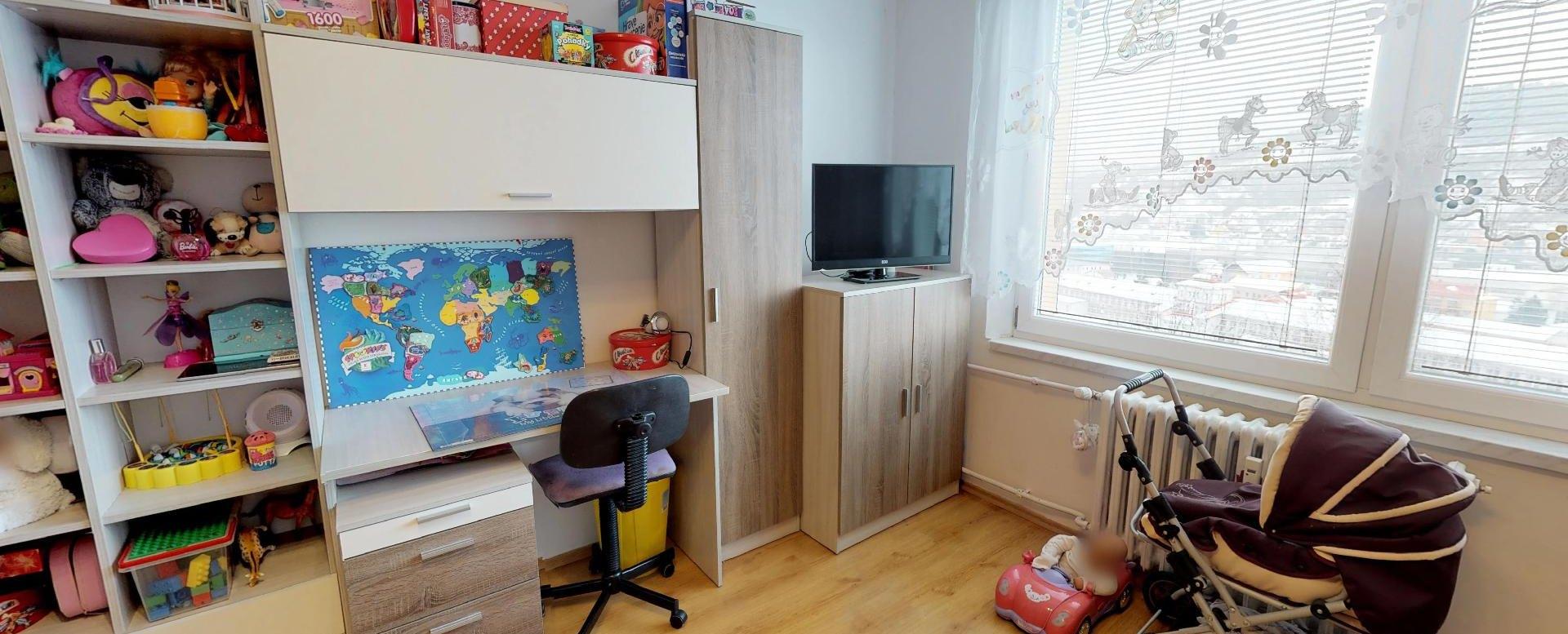 Nábytok v detskej izbe