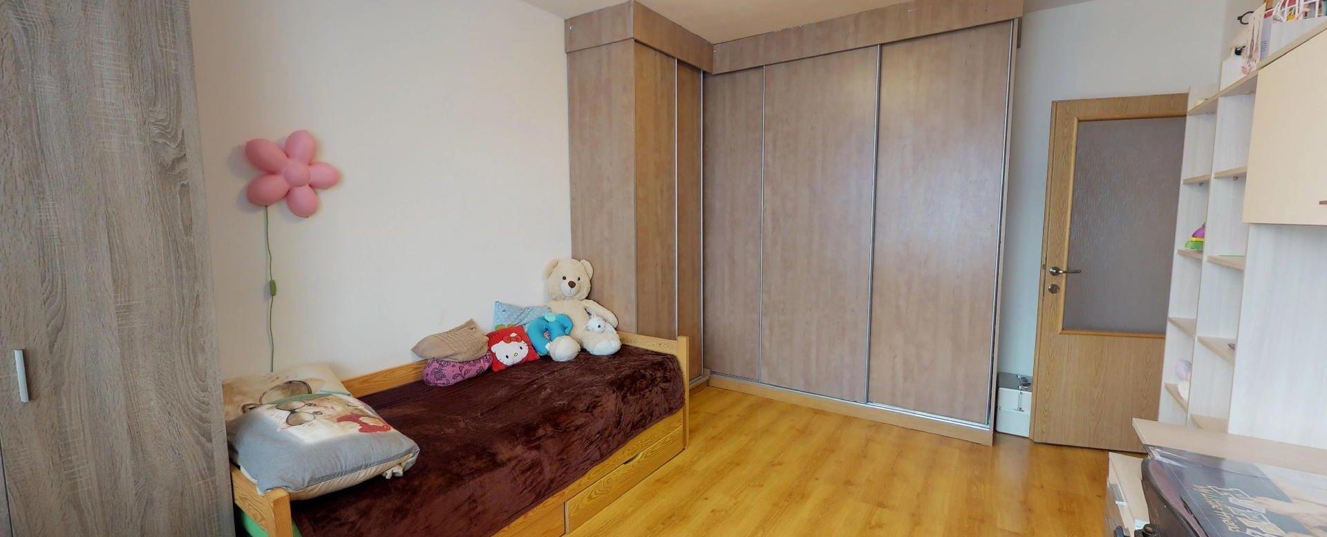 Vstavané skrine v detskej izbe