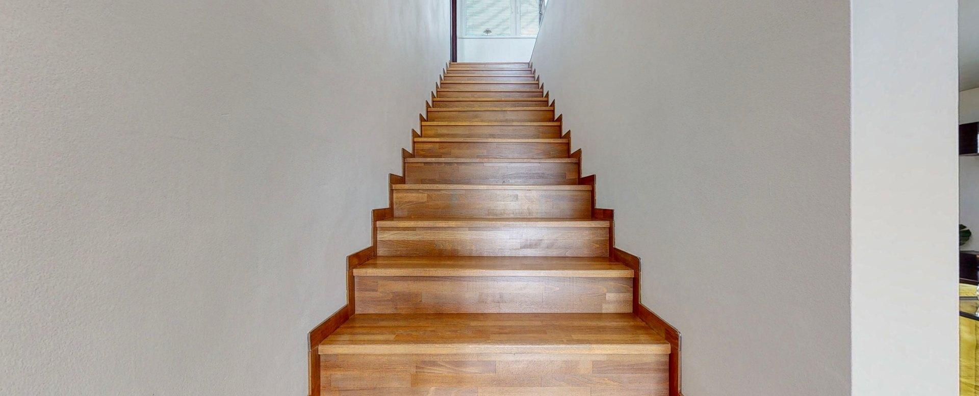 Pohľad na schodisko