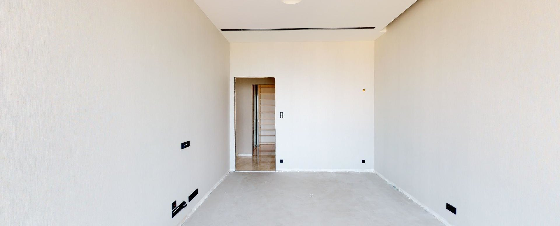 Izba v 3-izbovom penthouse v Panorama Towers