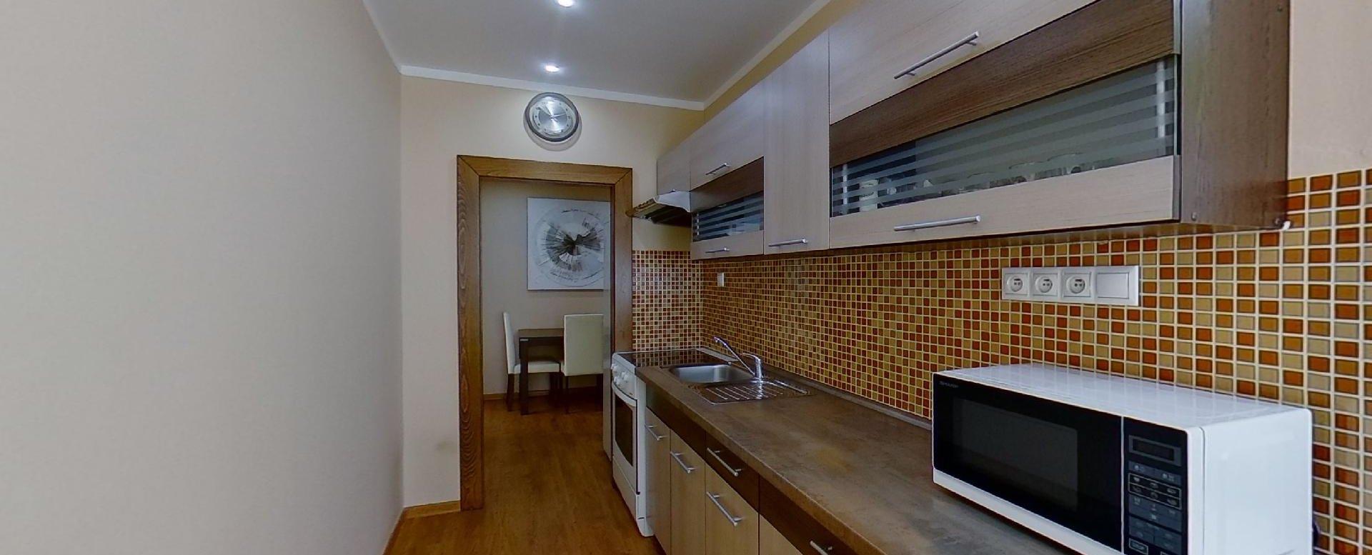 Kuchyňa v 2-izbovom byte na Jašíkovej v Čadci