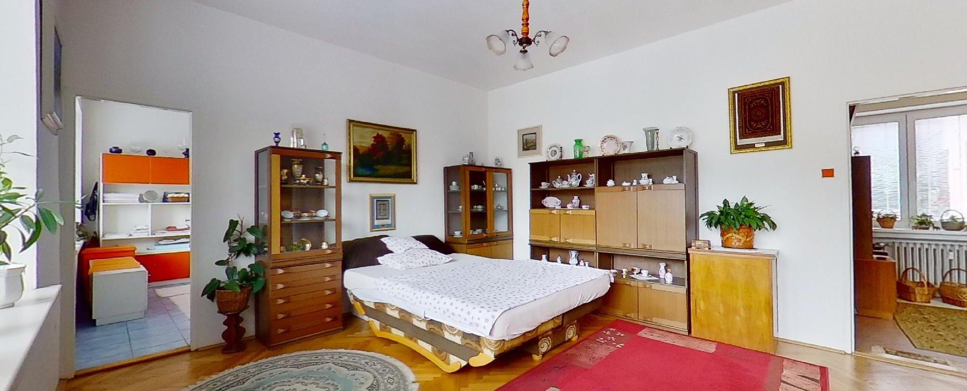 Nábytok v spálni