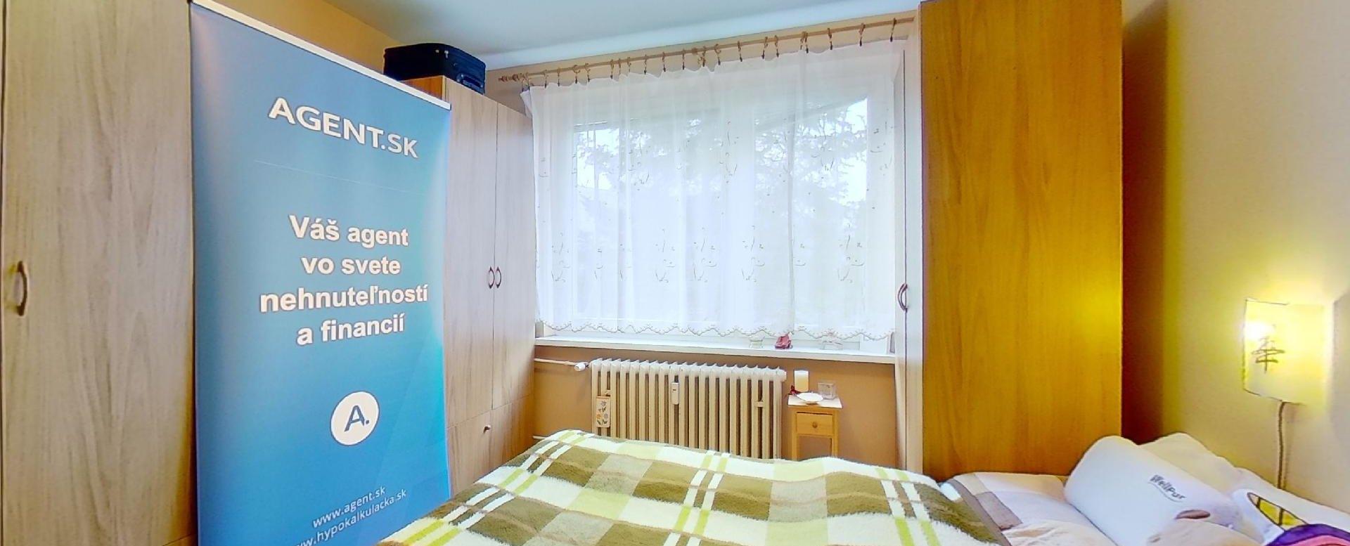 Pohľad v spálni