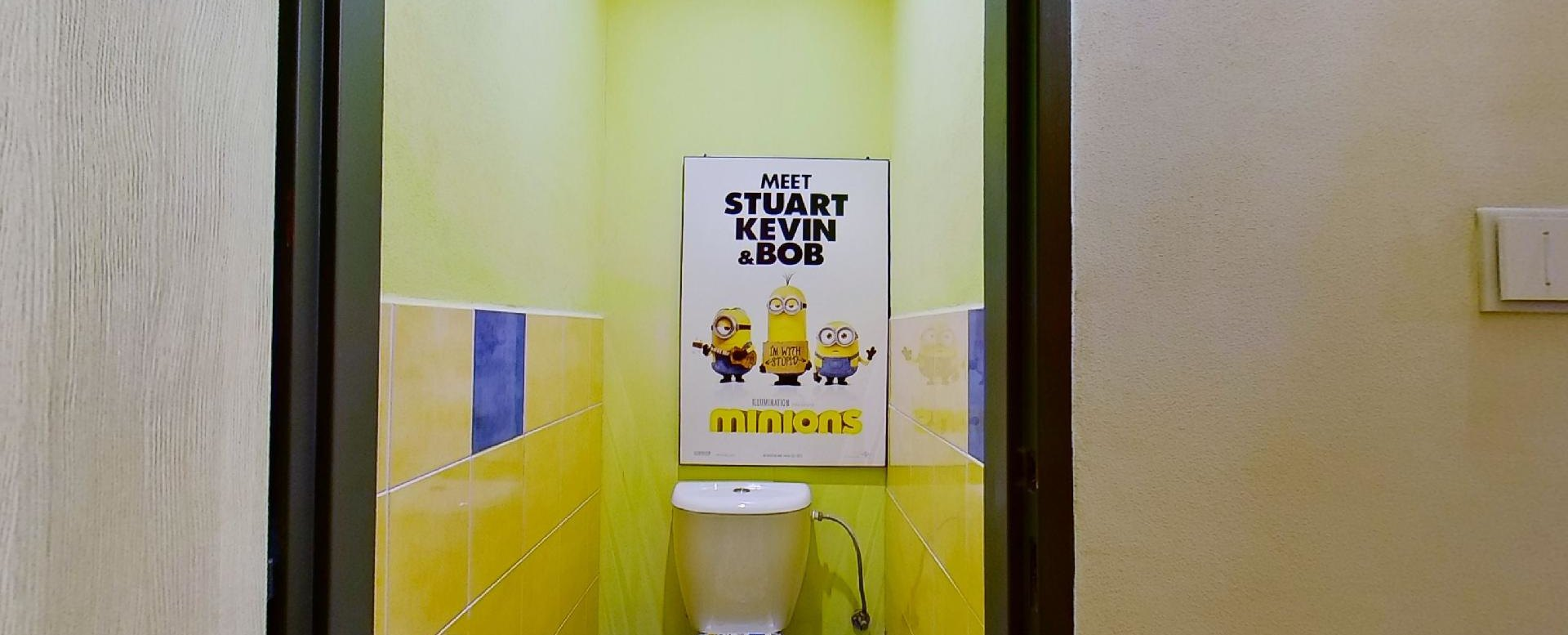 toaleta (wc)
