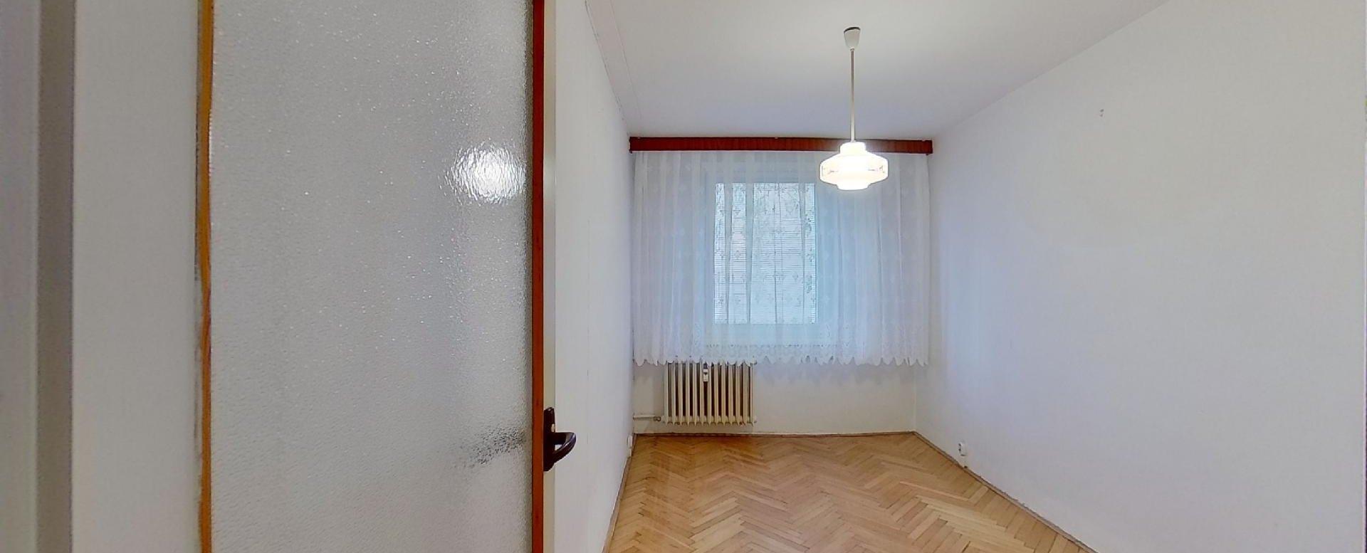 pohľad do izby
