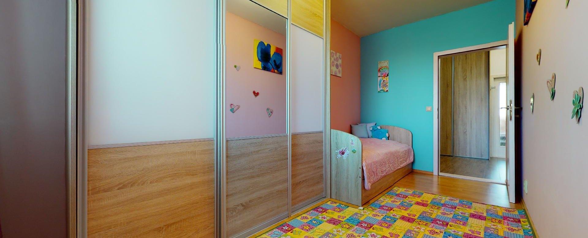 Dievčenská detská izba