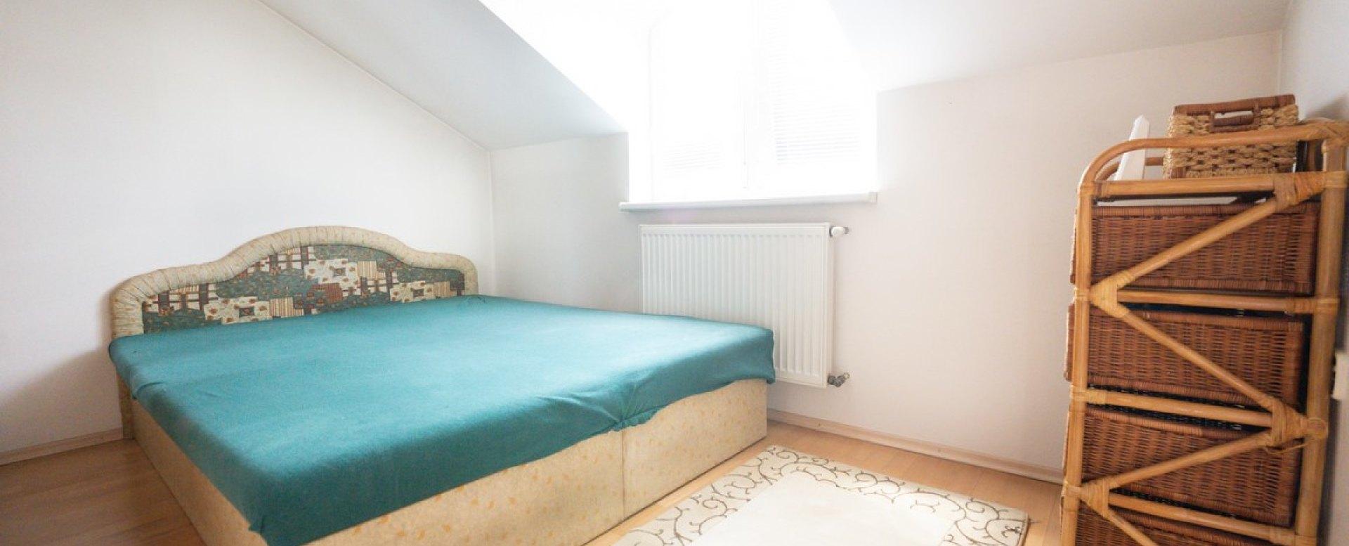 druhá spálňa v dome
