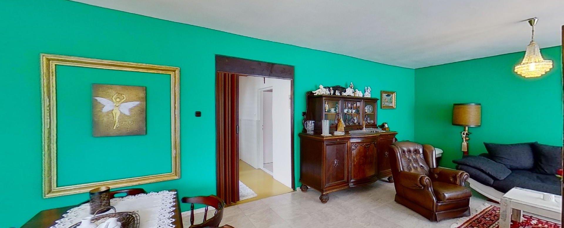 pohľad v obývacej izbe