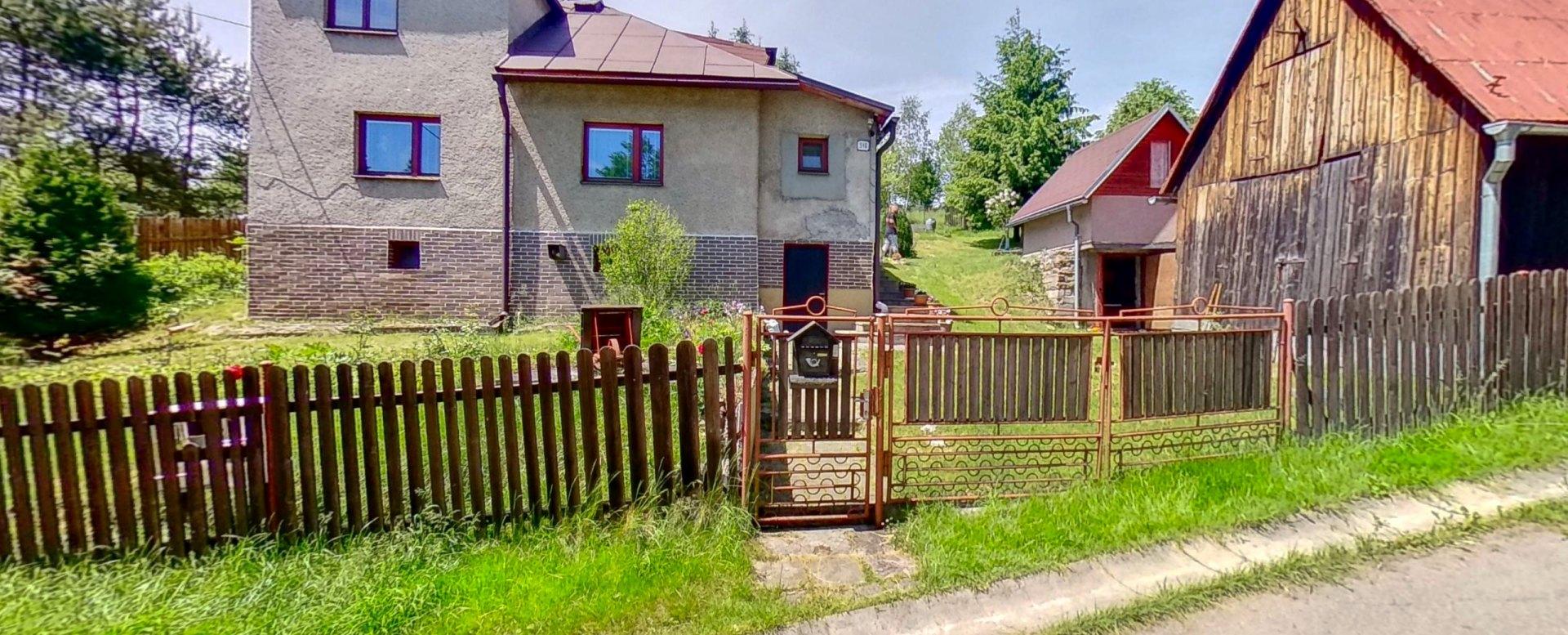 Rodinný dom, Svrčinovec 546, okres Čadca