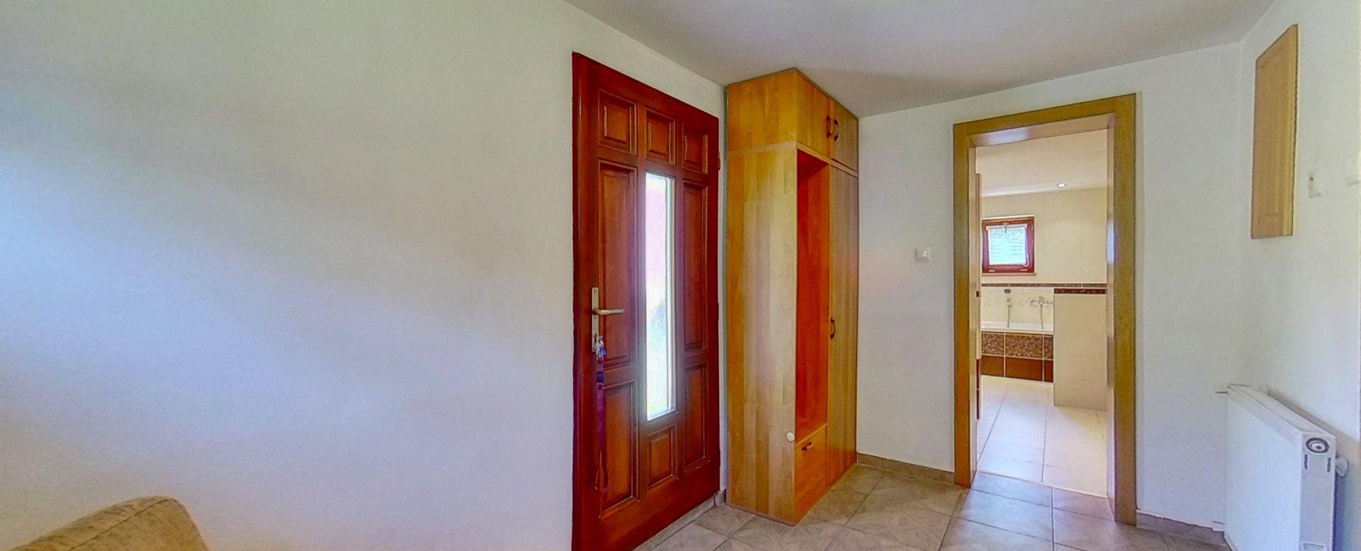 Vstupné dvere do domu