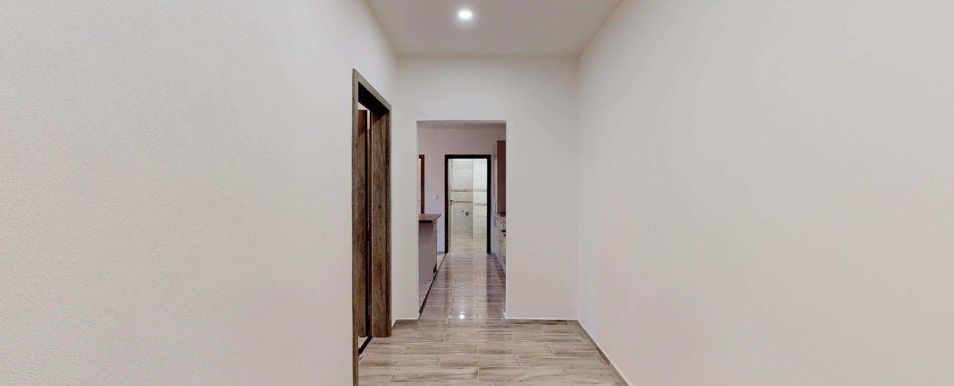 Vstup do bytu