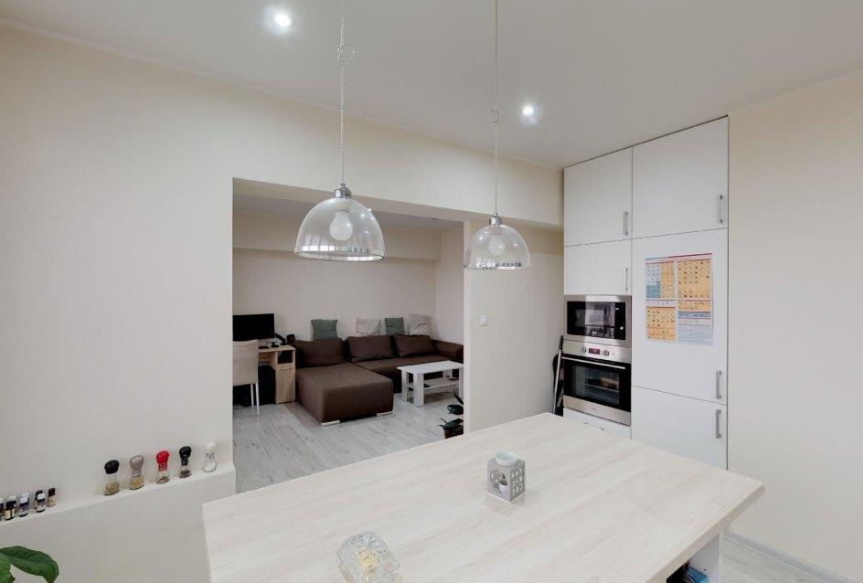 Pohľad v kuchyni