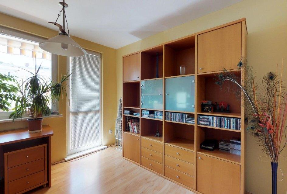 ňábytok v obývacej izbe