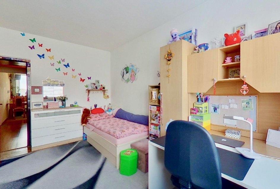 Priestranná detská izba