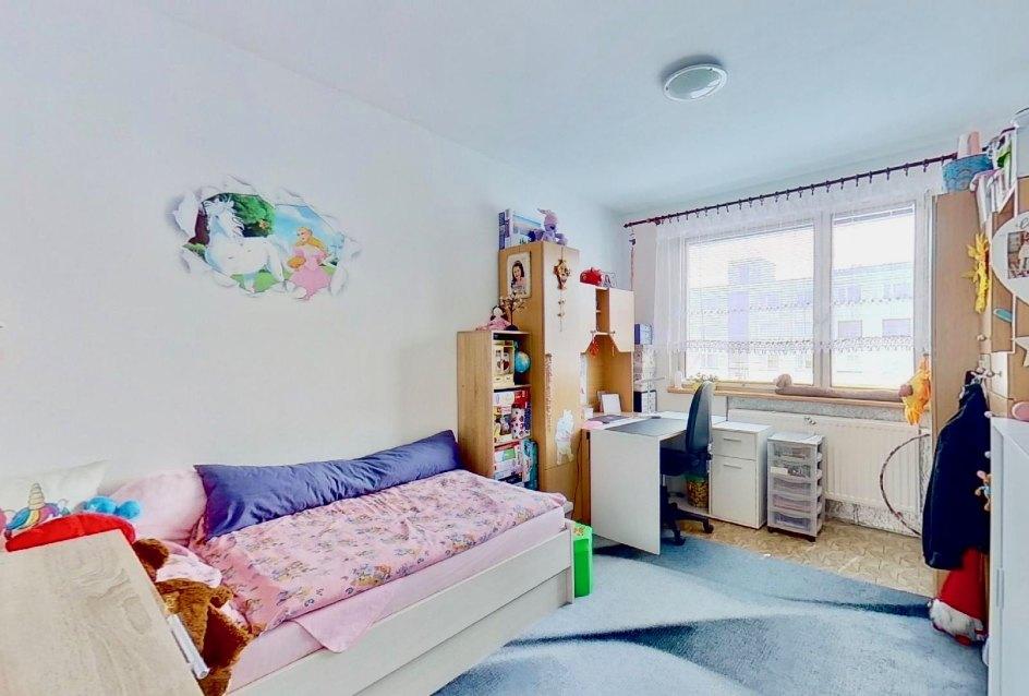 Svetlá detská izba