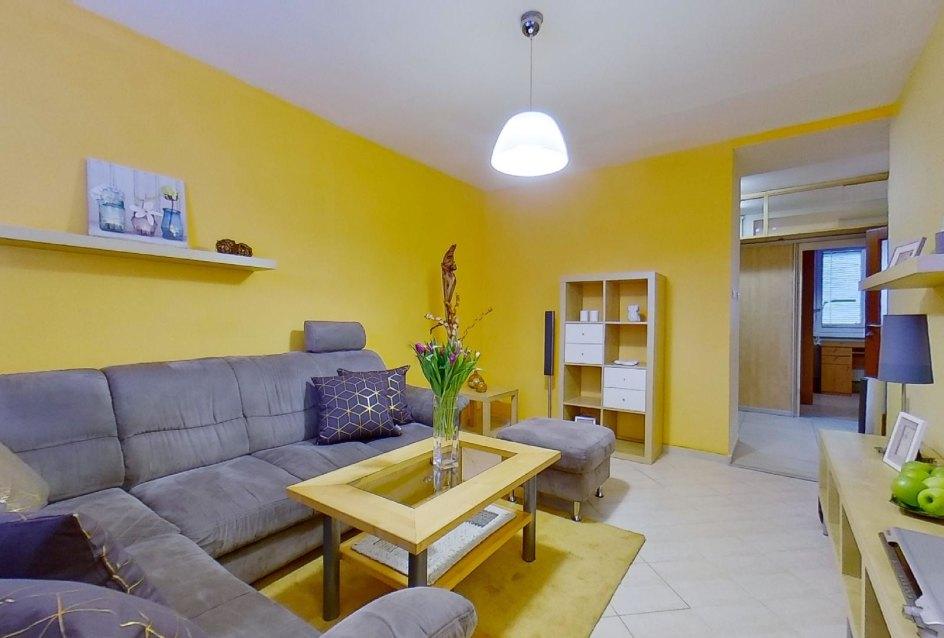 Útulná obývacia izba