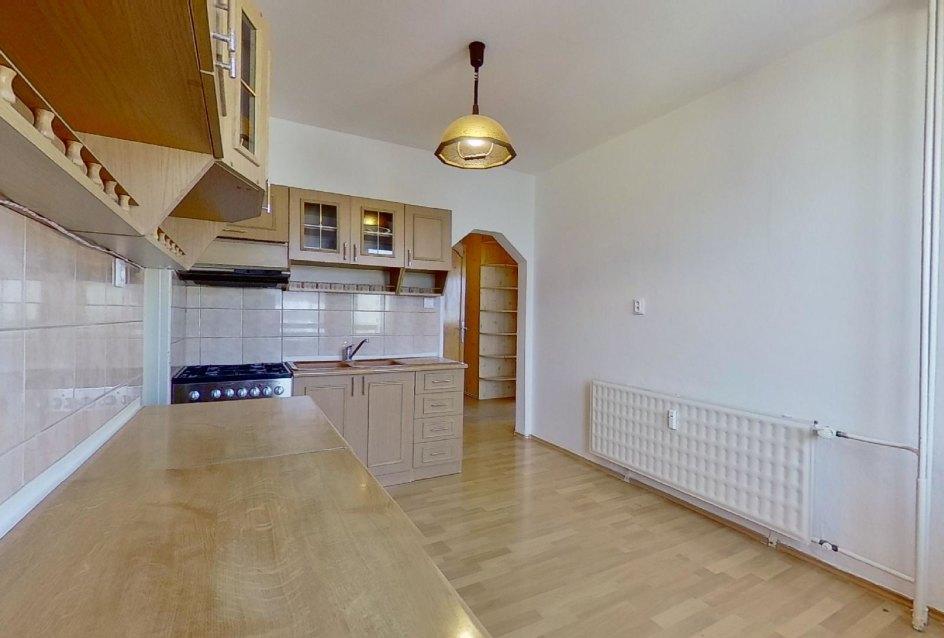 Kuchyňa v 3-izbovom byte