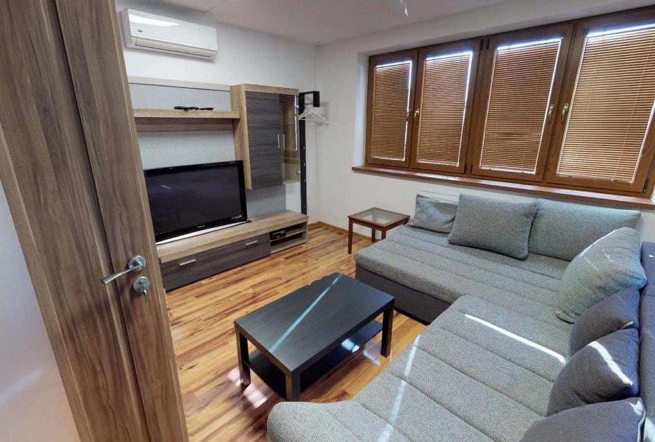 sediacia súprava v obývačke