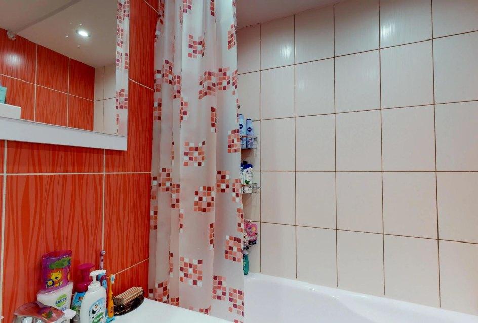 Kúpeľňa 3-izbového bytu v Čadci