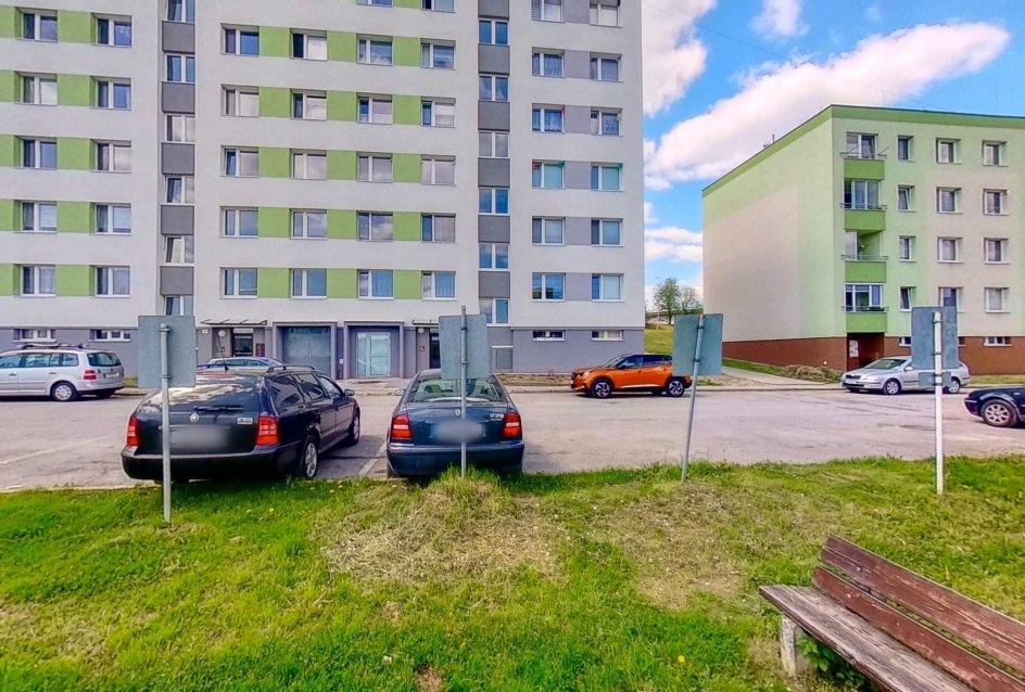 Bytový dom na ulici Okružná 49 v Čadci