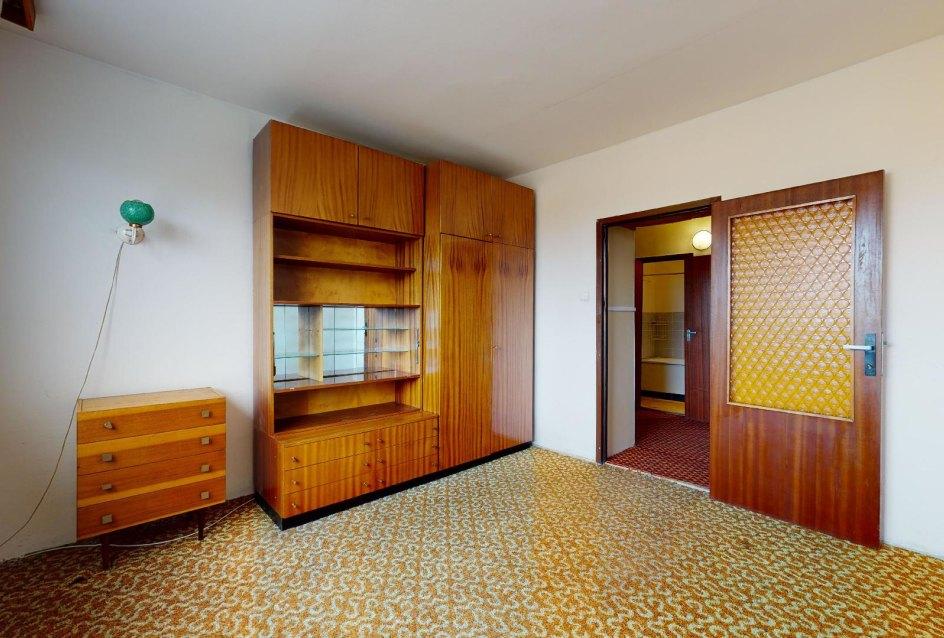 Pohľad v izbe