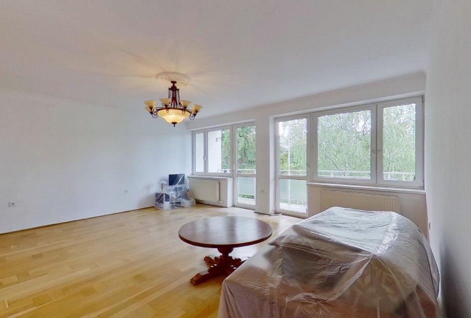 obývacia izba s lodžiou