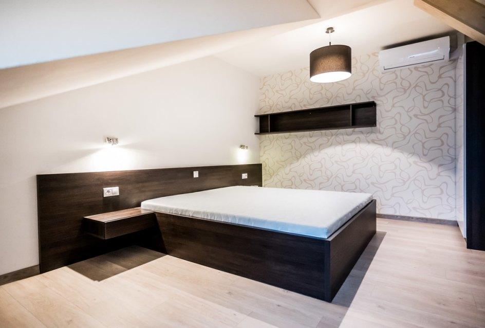 Spáľňa v 3-izbovom byte na Botovej v Žiline