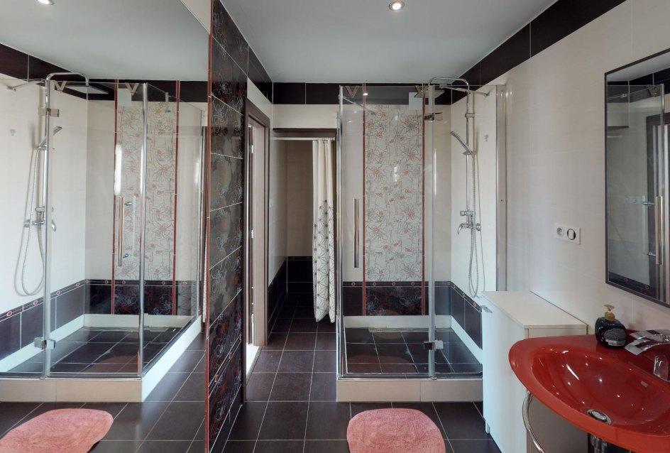 Moderná kúpeľňa