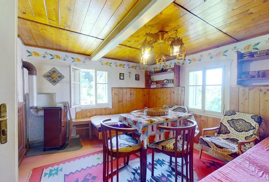 Veľká izba v chalupe
