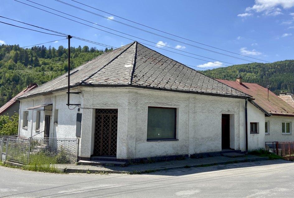 Dom pohľad 2