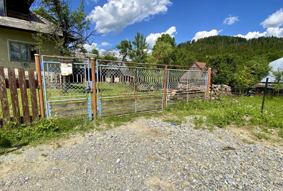 Vstupná brána na pozemok