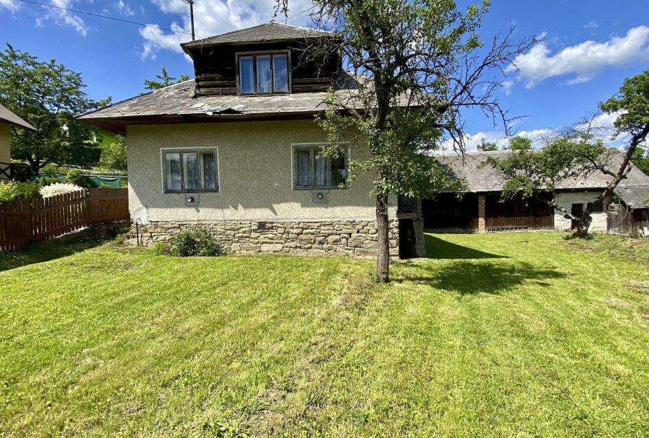 Dom s pozemkom na predaj v Radôstke