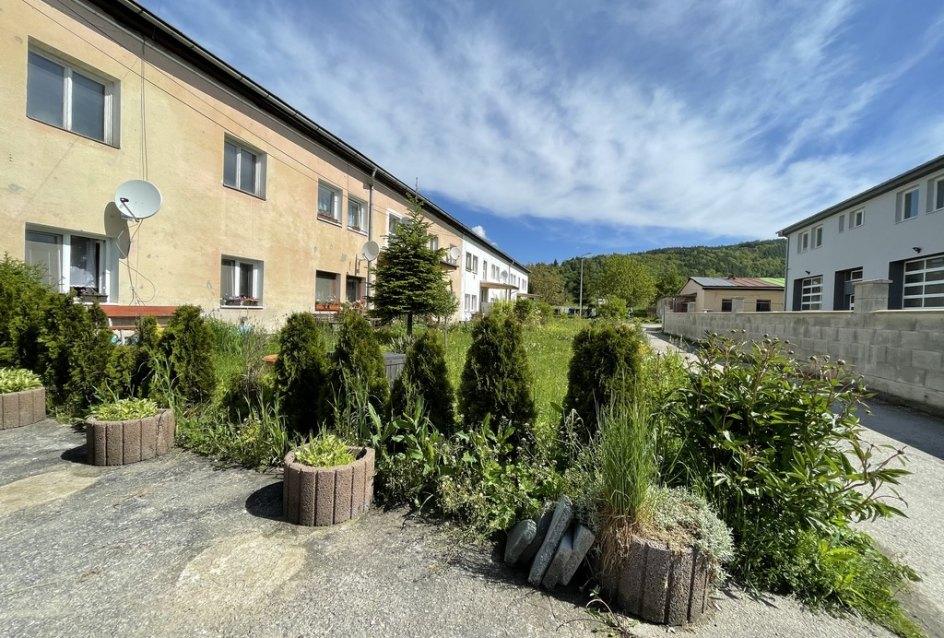 Bytový dom 226 v obci Horný Hričov