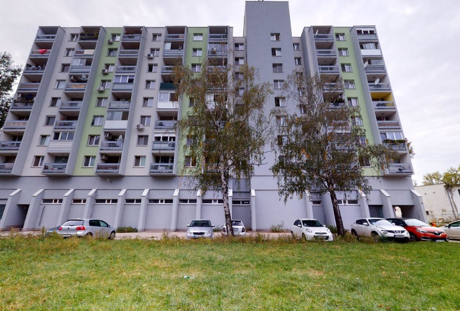 Bytový dom vo Vlčom hrdle