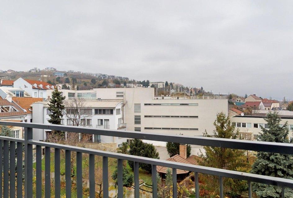 Výhľad z terasy
