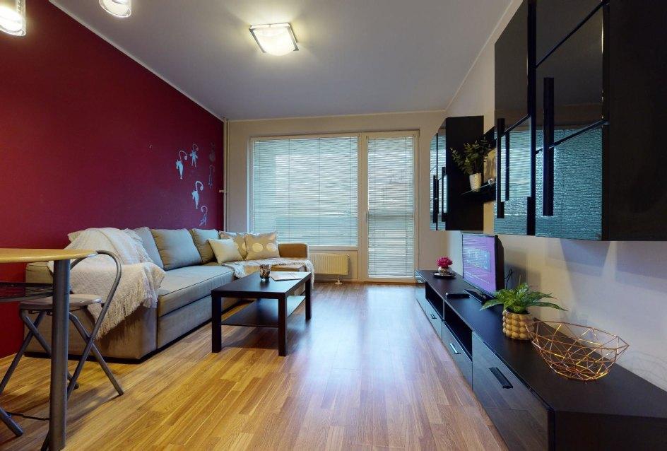 Pohľad do obývacej izby