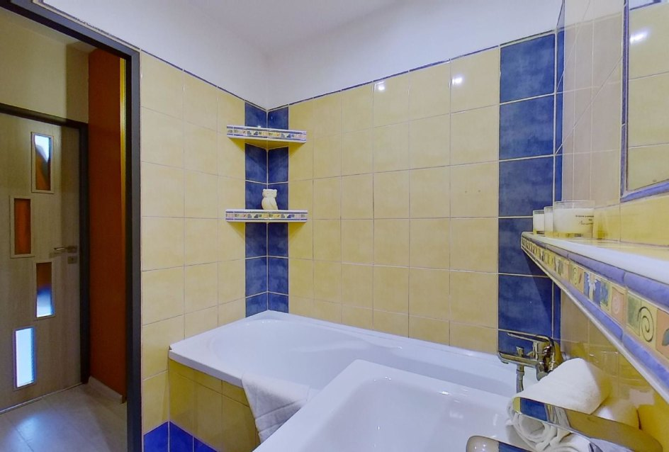 pekná kúpeľňa