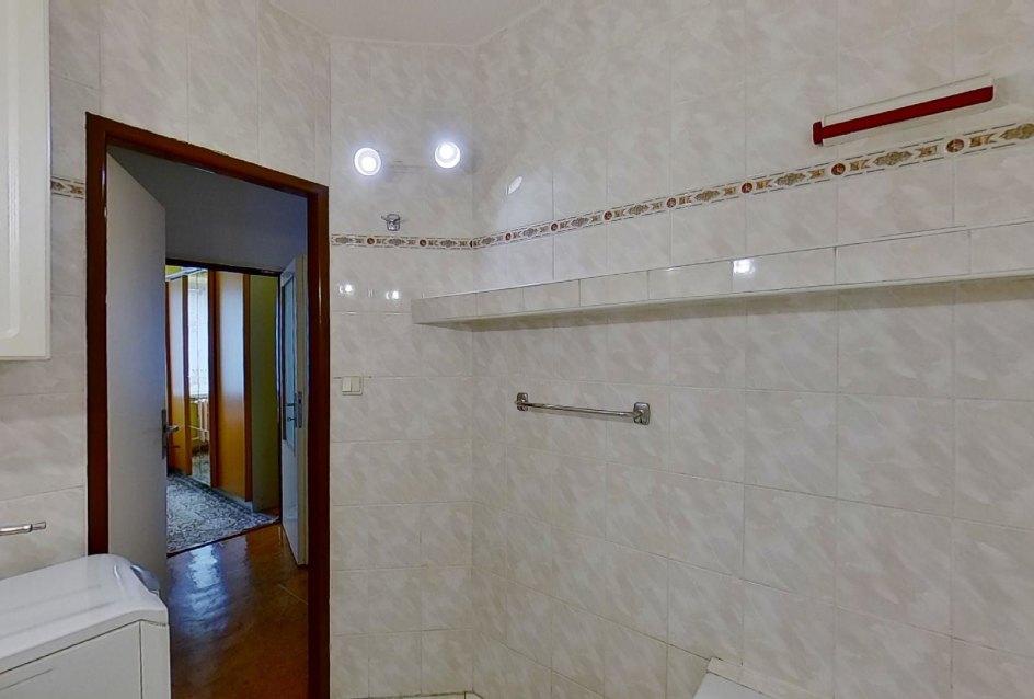 pohľad z kúpelne