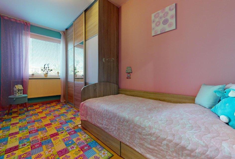 Detská izba pre princeznú