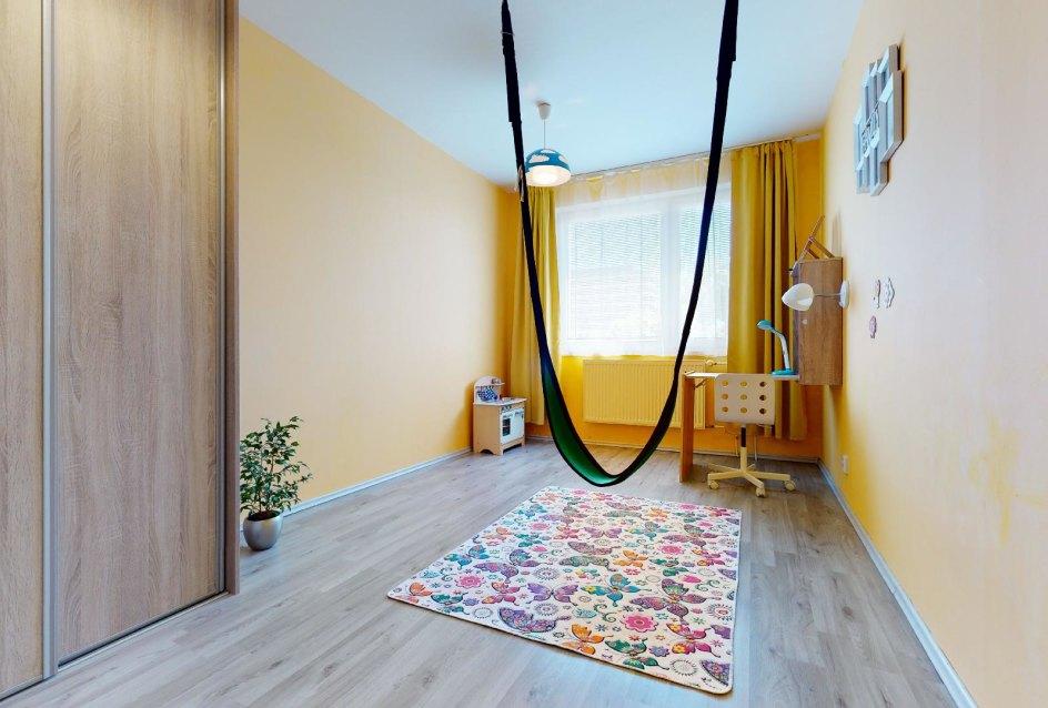 Hravá detská izba