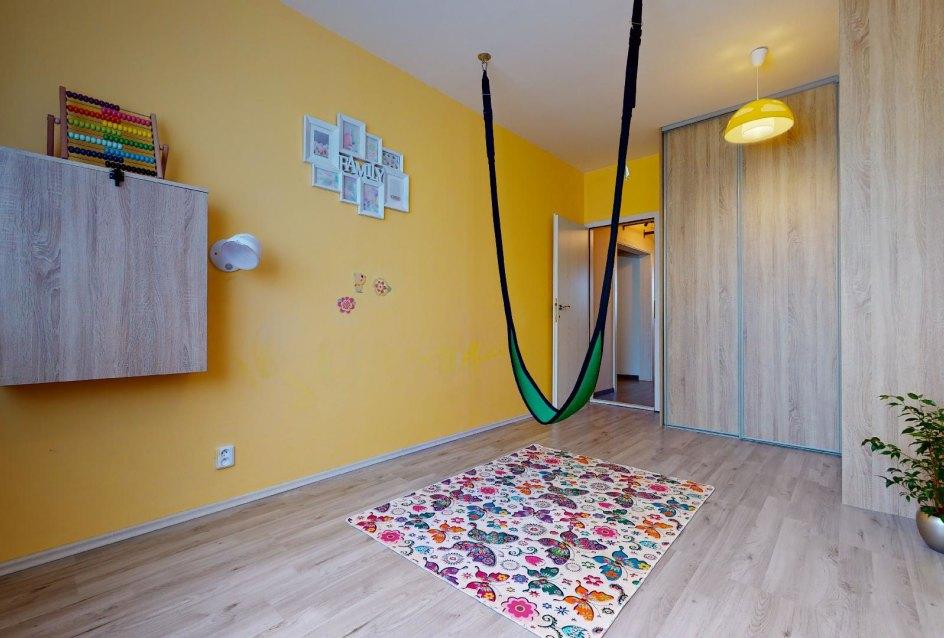 Detská izba s húpačkou