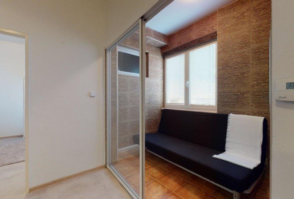 Prietor na relax 2-izbového bytu v Manderláku