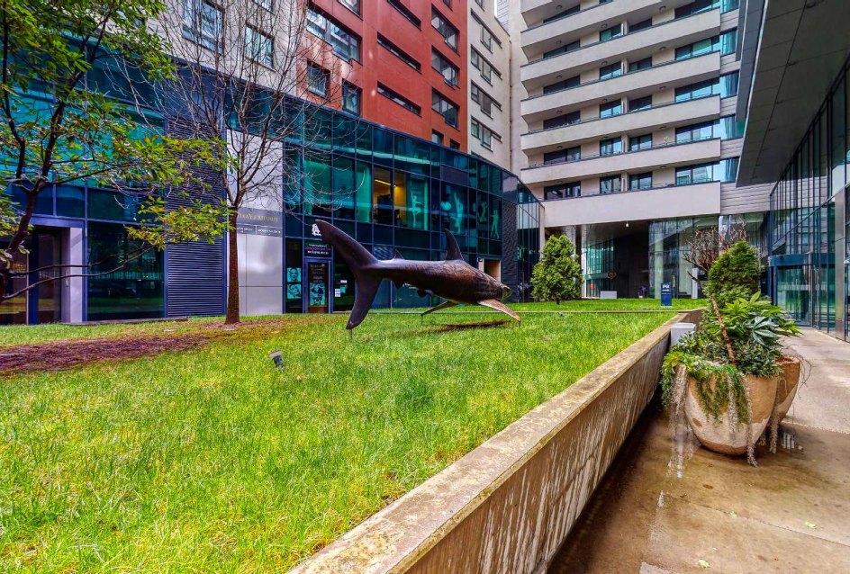 exteriér River Parku